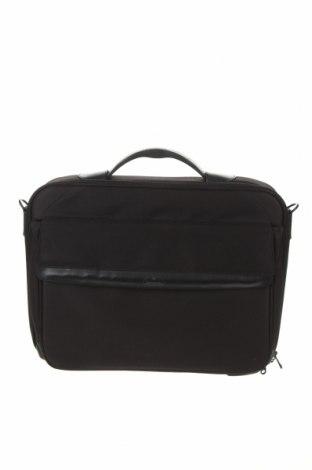 Чанта за лаптоп Samsonite, Цвят Черен, Текстил, Цена 66,00лв.