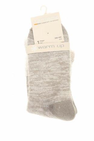 Ponožky, Velikost M, Barva Béžová, 82% Polyacryl, 16% polyester, 2% elastan, Cena  228,00Kč