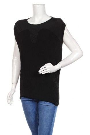 Дамска блуза Acne, Размер S, Цвят Черен, Вискоза, Цена 118,50лв.