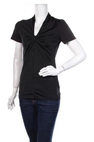 Дамска блуза Airfield, Размер S, Цвят Черен, 95% ацетат, 5% еластан, Цена 19,60лв.