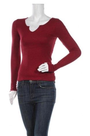 Дамска блуза Amisu, Размер S, Цвят Червен, Цена 15,75лв.