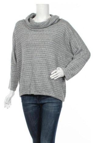 Дамска блуза Apricot, Размер M, Цвят Сив, 80% акрил, 15% мохер, 5% еластан, Цена 22,05лв.