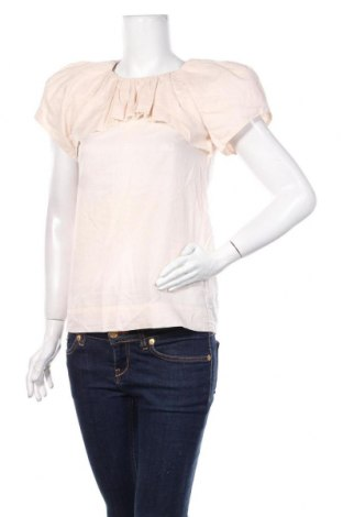 Дамска блуза COS, Размер XS, Цвят Розов, Памук, Цена 31,50лв.