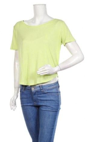 Дамска блуза COS, Размер S, Цвят Зелен, Цена 29,40лв.