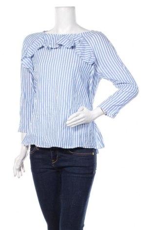 Γυναικεία μπλούζα H&M, Μέγεθος L, Χρώμα Μπλέ, Τιμή 12,06€