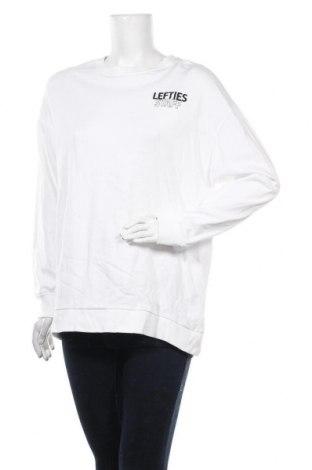 Дамска блуза Lft, Размер M, Цвят Бял, Памук, Цена 34,20лв.