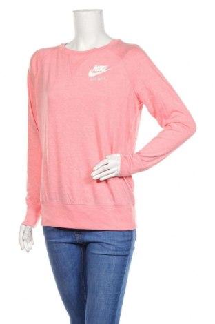 Dámská halenka Nike, Velikost M, Barva Růžová, 60% bavlna, 40% polyester, Cena  935,00Kč