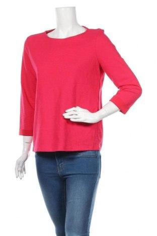 Γυναικεία μπλούζα Tom Tailor, Μέγεθος M, Χρώμα Ρόζ , 52% βαμβάκι, 48% πολυεστέρας, Τιμή 20,21€