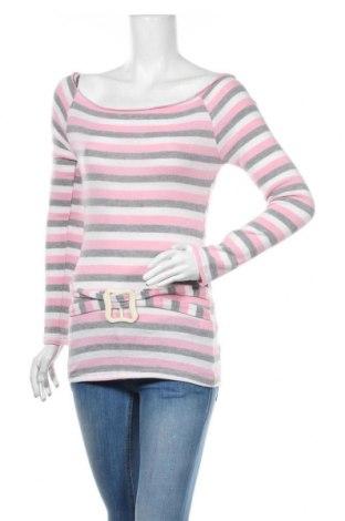 Дамска блуза Y.Yendi, Размер M, Цвят Многоцветен, 94% акрил, 6% еластан, Цена 14,28лв.