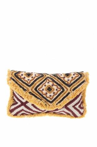 Γυναικεία τσάντα Promod, Χρώμα Πολύχρωμο, Κλωστοϋφαντουργικά προϊόντα, μέταλλο, Τιμή 16,24€