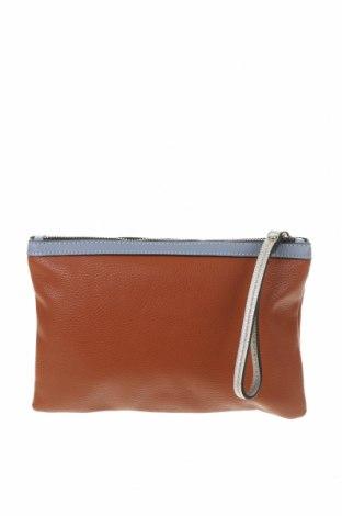 Дамска чанта, Цвят Кафяв, Еко кожа, Цена 25,94лв.