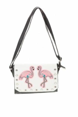 Γυναικεία τσάντα, Χρώμα Μαύρο, Δερματίνη, Τιμή 15,59€