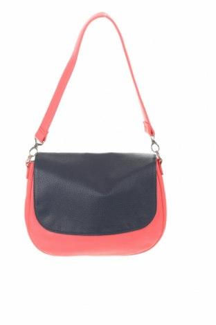 Γυναικεία τσάντα, Χρώμα Ρόζ , Δερματίνη, Τιμή 14,81€