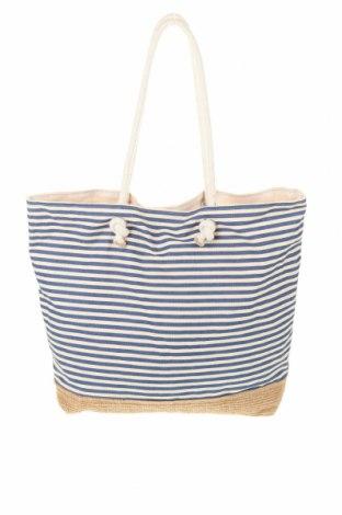 Γυναικεία τσάντα, Χρώμα Μπλέ, Κλωστοϋφαντουργικά προϊόντα, Τιμή 16,89€