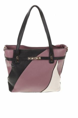 Дамска чанта Nevenka, Цвят Многоцветен, Еко кожа, Цена 86,10лв.