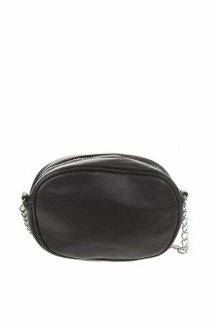 Γυναικεία τσάντα Bpc Bonprix Collection, Χρώμα Μαύρο, Δερματίνη, μέταλλο, Τιμή 15,59€