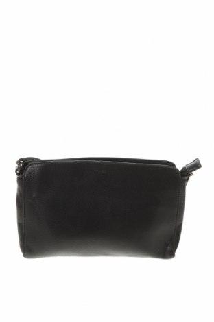 Geantă de femei Esprit, Culoare Negru, Piele ecologică, Preț 107,43 Lei