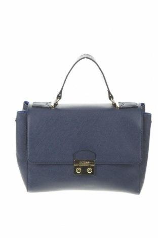 Дамска чанта Guess, Цвят Син, Еко кожа, Цена 120,75лв.