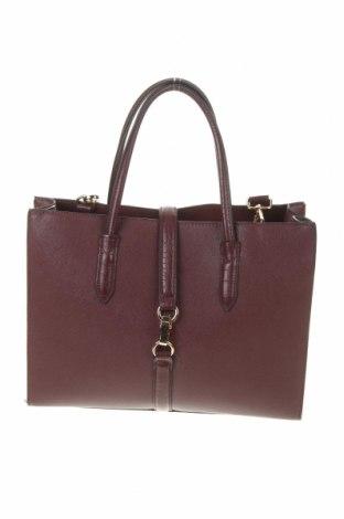Γυναικεία τσάντα H&M, Χρώμα Κόκκινο, Δερματίνη, Τιμή 22,73€