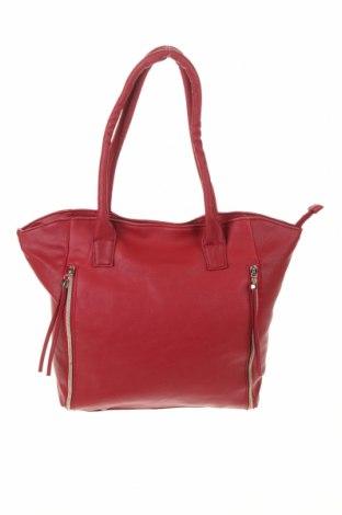 Γυναικεία τσάντα Ldadpr, Χρώμα Κόκκινο, Δερματίνη, Τιμή 18,19€