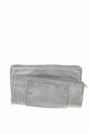 Дамска чанта Stefanel, Цвят Сив, Еко кожа, Цена 39,00лв.