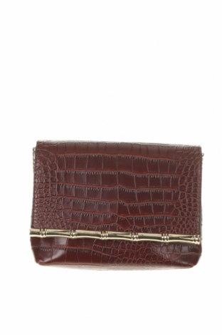 Γυναικεία τσάντα Zara Trafaluc, Χρώμα Κόκκινο, Δερματίνη, Τιμή 18,19€