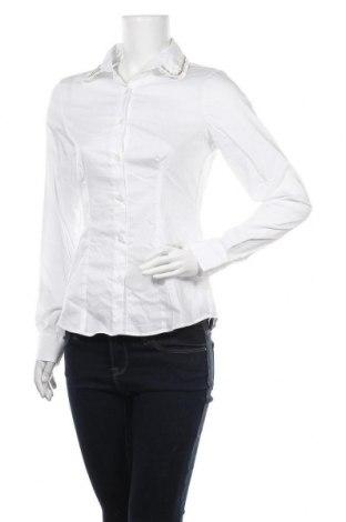 Dámská košile  Liu Jo, Velikost M, Barva Bílá, 68% bavlna, 29% polyamide, 3% elastan, Cena  1108,00Kč