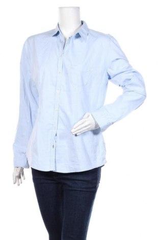 Дамска риза Marc O'Polo, Размер XL, Цвят Син, Памук, Цена 33,60лв.