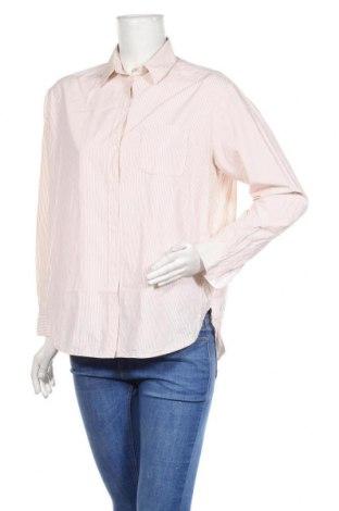 Дамска риза Marc O'Polo, Размер M, Цвят Бежов, Памук, Цена 35,25лв.
