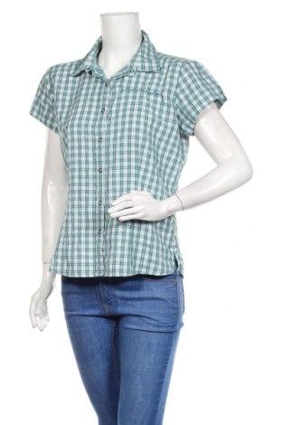 Дамска риза The North Face, Размер L, Цвят Зелен, Цена 29,25лв.