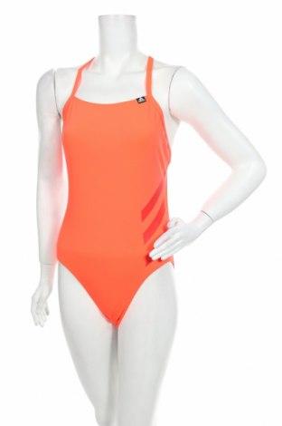 Costum de baie de damă Adidas, Mărime XL, Culoare Portocaliu, Poliester, Preț 160,39 Lei