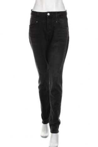 Γυναικείο Τζίν S.Oliver, Μέγεθος M, Χρώμα Μαύρο, 98% βαμβάκι, 2% ελαστάνη, Τιμή 11,66€