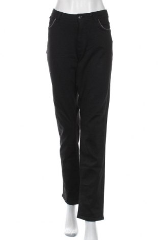 Γυναικείο Τζίν S.Oliver, Μέγεθος XL, Χρώμα Μαύρο, 91% μοντάλ, 8% πολυεστέρας, 1% ελαστάνη, Τιμή 27,48€