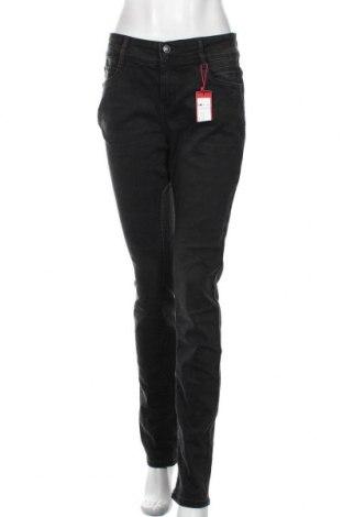 Γυναικείο Τζίν S.Oliver, Μέγεθος M, Χρώμα Μαύρο, 50% βαμβάκι, 50% πολυεστέρας, Τιμή 36,52€