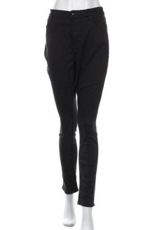 Γυναικείο Τζίν S.Oliver, Μέγεθος XL, Χρώμα Μαύρο, 57% βαμβάκι, 33% μοντάλ, 8% πολυεστέρας, 2% ελαστάνη, Τιμή 28,81€