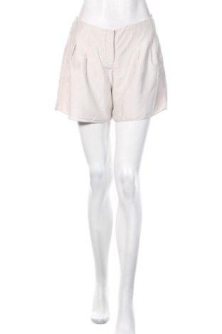 Pantaloni scurți de femei Emporio Armani, Mărime S, Culoare Bej, Preț 211,84 Lei