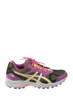 Дамски обувки ASICS, Размер 41, Цвят Многоцветен, Текстил, еко кожа, Цена 96,85лв.