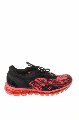 Дамски обувки ASICS, Размер 40, Цвят Черен, Текстил, Цена 119,52лв.