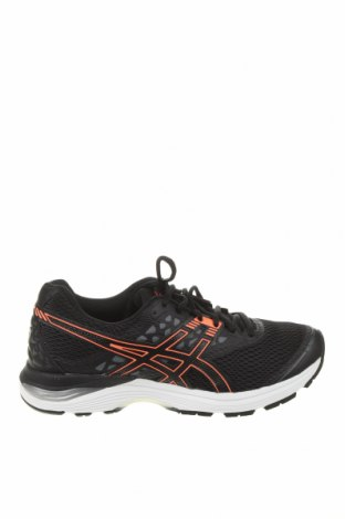 Дамски обувки ASICS, Размер 39, Цвят Черен, Текстил, Цена 81,12лв.