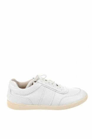Дамски обувки Aeropostale, Размер 37, Цвят Бял, Естествена кожа, Цена 61,92лв.