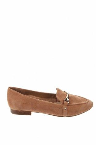Дамски обувки Aldo, Размер 37, Цвят Кафяв, Естествен велур, Цена 83,85лв.