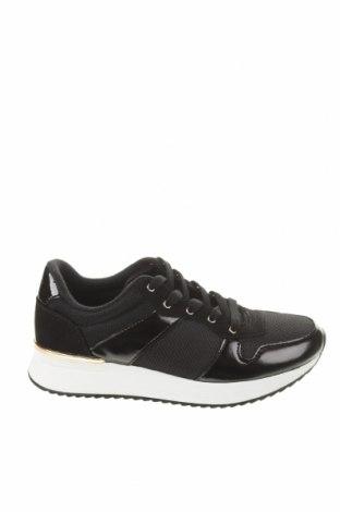 Дамски обувки Aldo, Размер 36, Цвят Черен, Еко кожа, текстил, Цена 57,85лв.