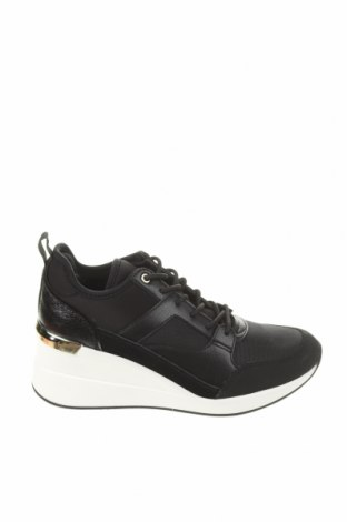 Дамски обувки Aldo, Размер 36, Цвят Черен, Естествен велур, еко кожа, текстил, Цена 90,30лв.
