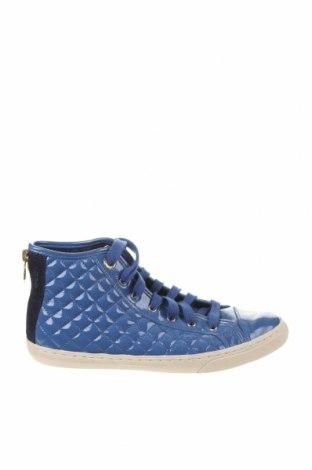 Дамски обувки Geox, Размер 40, Цвят Син, Еко кожа, Цена 75,60лв.