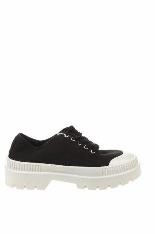 Dámské boty  Pull&Bear, Velikost 40, Barva Černá, Textile , Cena  752,00Kč