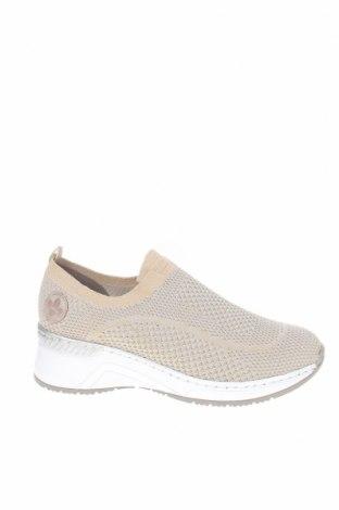 Dámské boty  Rieker, Velikost 37, Barva Béžová, Textile , Cena  791,00Kč