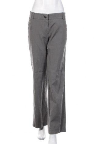 Дамски панталон Airfield, Размер M, Цвят Сив, 90% памук, 9% полиамид, 1% еластан, Цена 34,31лв.