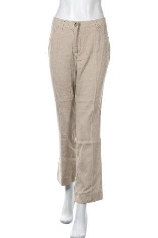 Дамски панталон Airfield, Размер M, Цвят Бежов, 65% полиестер, 35% памук, Цена 19,95лв.