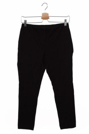 Дамски панталон Alfani, Размер XS, Цвят Черен, 67% вискоза, 27% полиамид, 6% еластан, Цена 26,46лв.