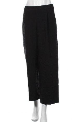 Дамски панталон Carin Wester, Размер M, Цвят Черен, 72% полиестер, 22% вискоза, 6% еластан, Цена 27,41лв.